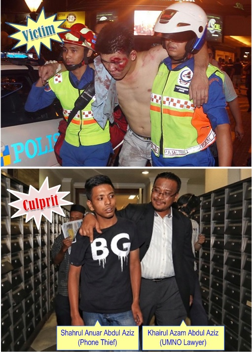 Low Yat Riot - Victim vs Culprit and UMNO Lawyer