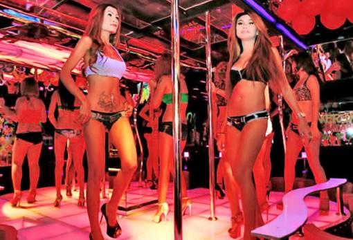 Agogo Disco Bars in Thailand