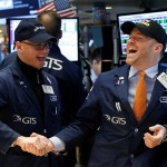 Trump The Invincible - Dow Hits 20,000 As Stock Market Gains US$2 Trillion Wealth
