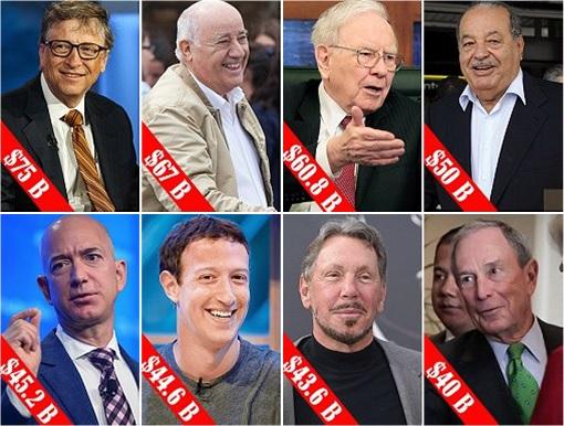 Bill Gates, et les cinq plus riches ont gagné 75,5 milliards ( Période covid 19 ) Forbes-World-Eight-Richest-Men-2016-Equals-Half-The-World-Wealth