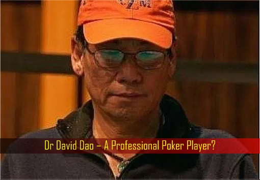 United Airlines - David Dao A Professional Poker Player