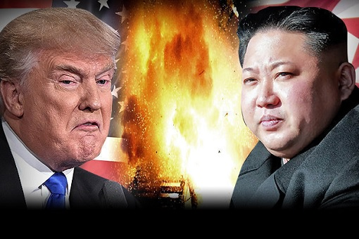 US vs North Korea - Donald Trump vs Kim Jong-un