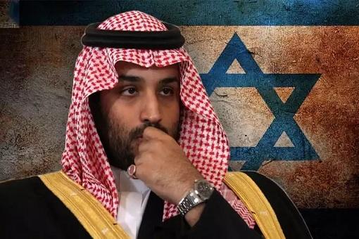 Saudi Crown Prince Mohammed bin Salman Visits Israel