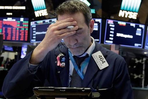 US Stock Market Crash - 1175 Points - Trader Reaction