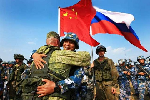 Russia Vostok Wargame - China