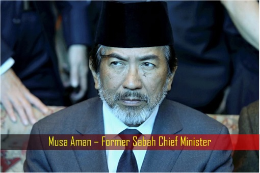 Musa Aman – Former Sabah Chief Minister - Corruption