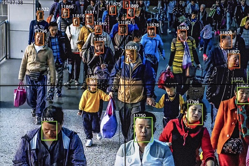 China Facial Recognition Technology - AI and Cameras
