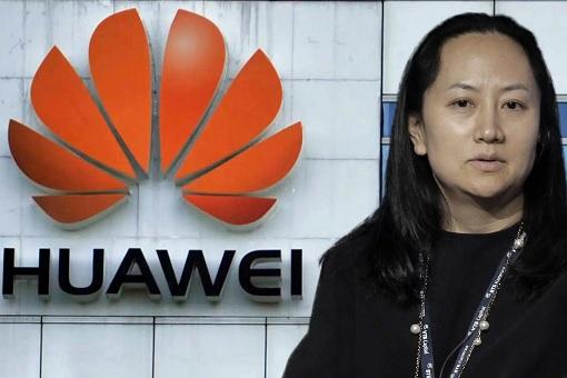 Huawei CFO Sabrina Wanzhou Meng