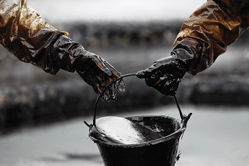 Crude Oil - Pail