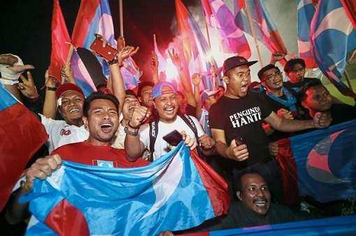 PKR Supporters