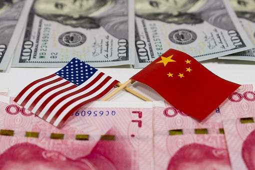 US Dollar - China Yuan Renminbi