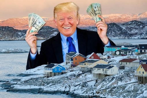 Donald Trump Wanted To Buy Greenland