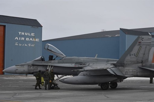 US Thule Military Air Base - Greenland