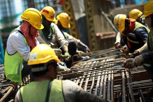 Foreign Construction Workers in Malaysia