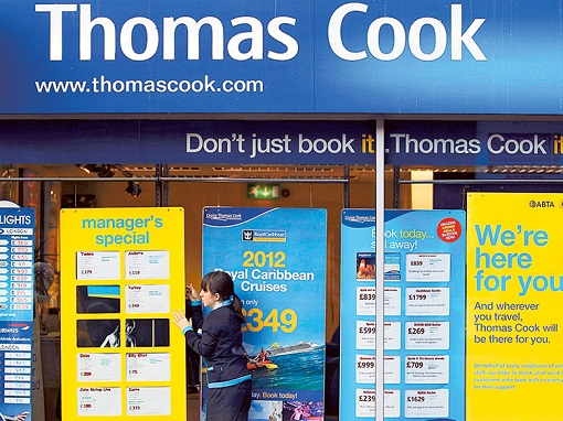 Thomas Cook - Promotion Holiday Package