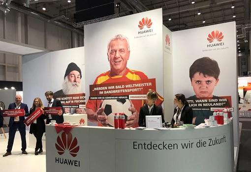 Huawei Presence in Germany
