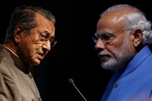 Mahathir Mohamad vs Narendra Modi