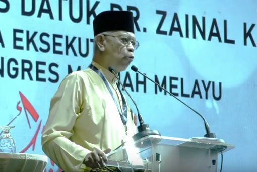Zainal Kling - Malay Dignity Congress MDC