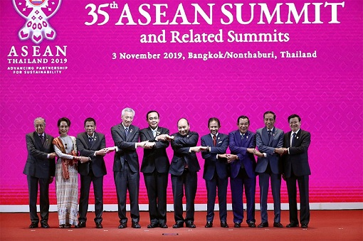 35th ASEAN Summit - Bangkok Thailand - November 2019