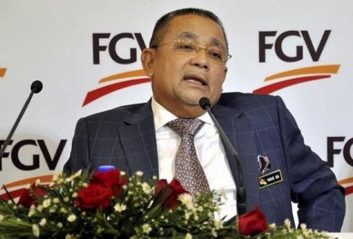 Felda Chairman - Isa Samad