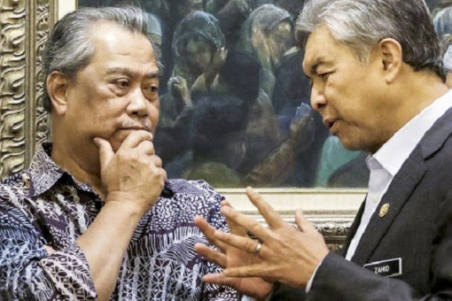 Game Over? - Not So Fast As Prime Minister Wannabe Muhyiddin Could ...