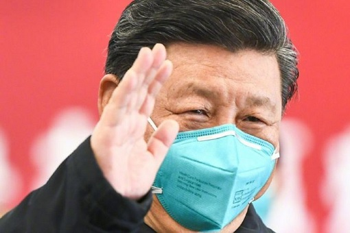 China's President Xi Jinping...just wore a simple RM1
