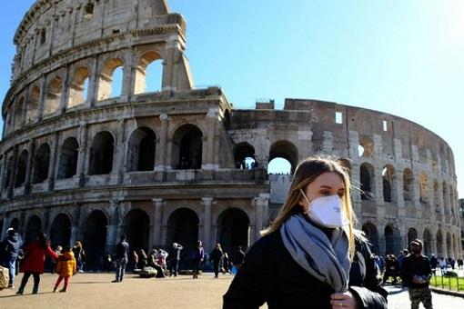 Coronavirus - Italy Rome