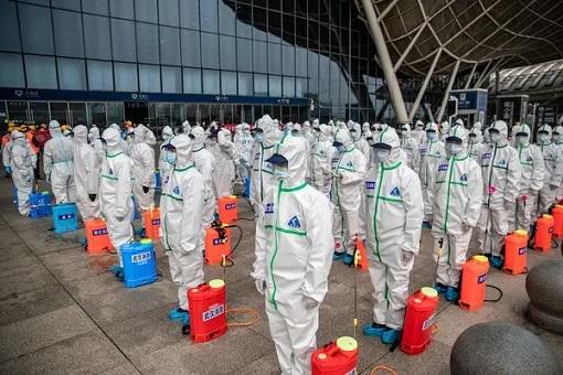 Coronavirus - Wuhan Lockdown - Second Wave