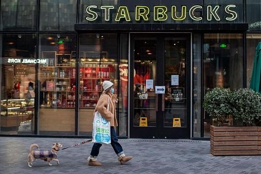 Coronavirus - Wuhan Starbucks