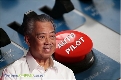 Muhyiddin Yassin - Country on Autopilot