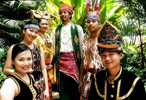 Sabah - Multi Ethnic - Multi Cultural