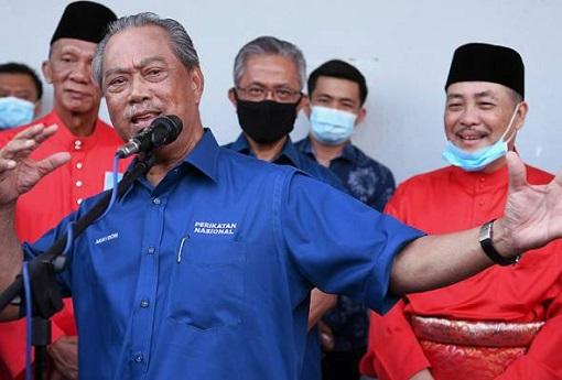 Sabah State Election – Muhyiddin Launches Gabungan Rakyat Sabah GRS