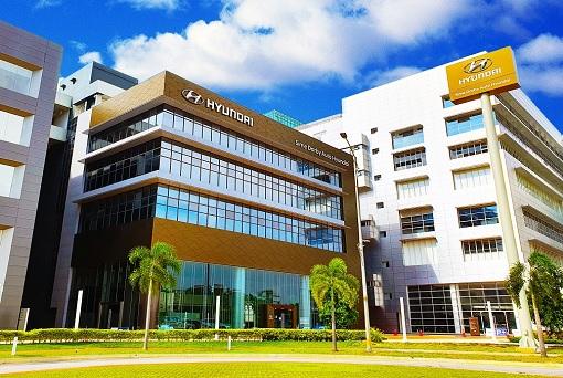 Hyundai Malaysia - Building